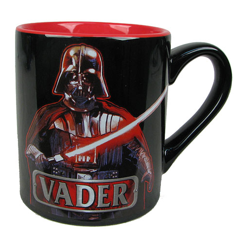 Star Wars Darth Vader 14 oz. Ceramic Mug