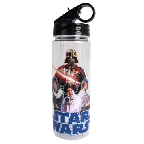 Star Wars Main Cast 20 oz. Tritan Water Bottle
