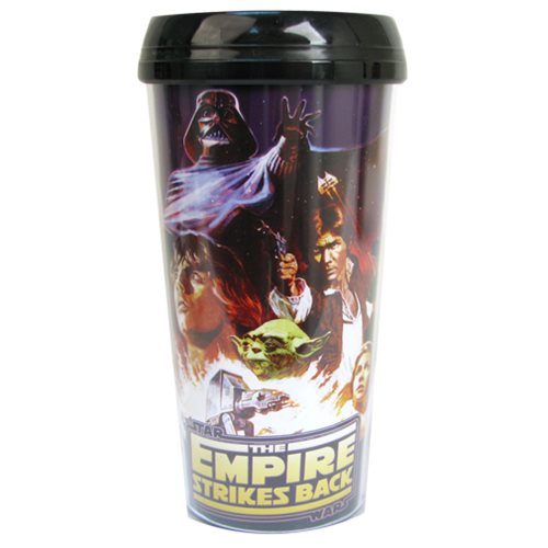 Star Wars The Empire Strikes Back 16 oz. Travel Mug