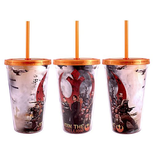Star Wars Rogue One Join the Rebellion 16 oz. Travel Cup