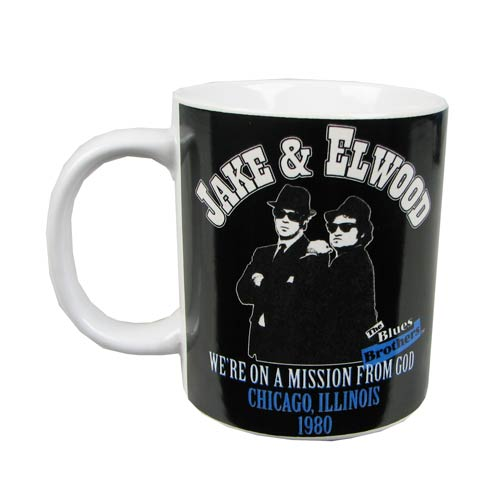 Blues Brothers 12 oz. Ceramic Mug
