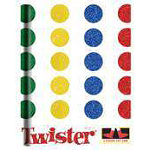 Twister Hardcover Journal