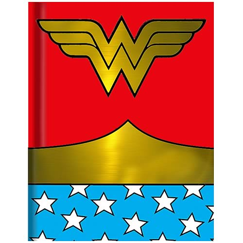 Wonder Woman Uniform Hardcover Journal