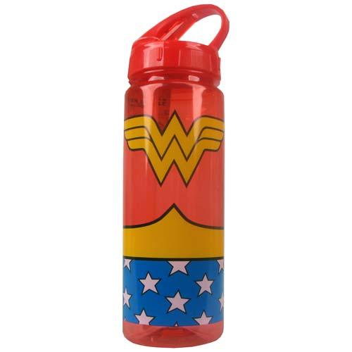 Wonder Woman Uniform 20 oz. Tritan Water Bottle