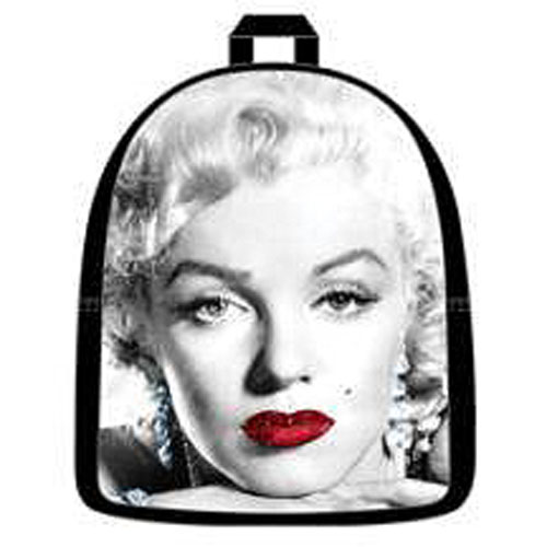 Marilyn Monroe Close Up Mini Backpack