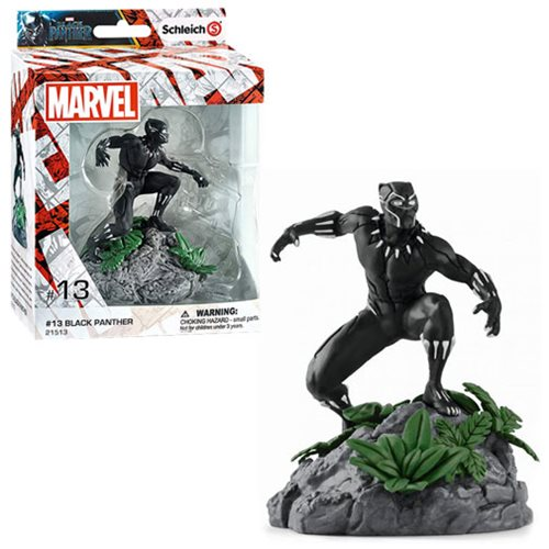 Black Panther Diorama Collectible Figure #13