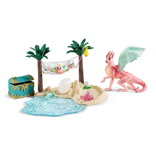 Bayala Dragon Island with Treasure Playset