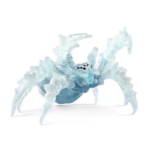 Eldrador Ice Spider Collectible Figure