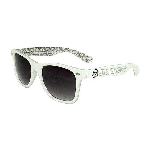 Star Wars Stormtrooper White Adult Sunglasses