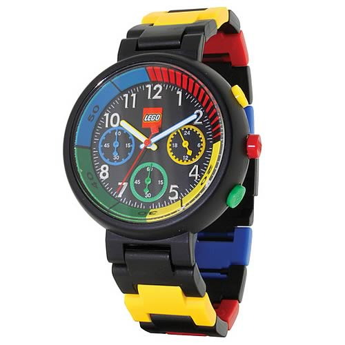 LEGO Chronograph Adult Watch