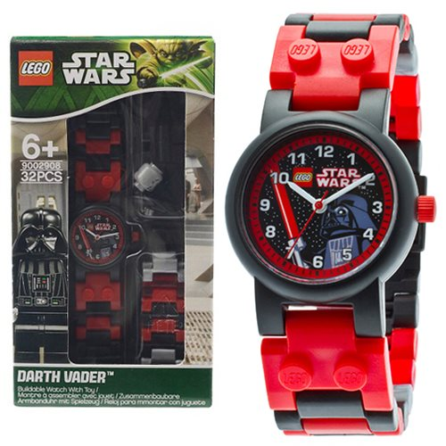 LEGO Star Wars Darth Vader Link Watch