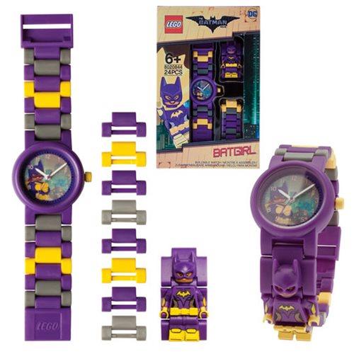 The LEGO Batman Movie Batgirl Link Watch