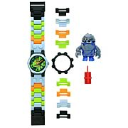 LEGO Power Miners Kids Watch with Minifigure