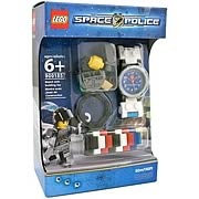 LEGO Space Police Kids Watch with Minifigure