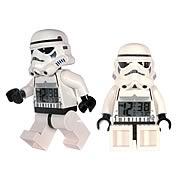 LEGO Star Wars Stormtrooper Minifigure Clock