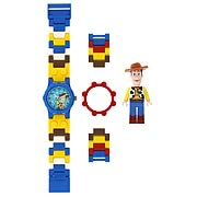 LEGO Toy Story Woody Kids Watch with Minifigure