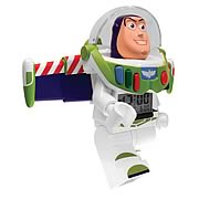 LEGO Toy Story Buzz Lightyear Minifigure Clock