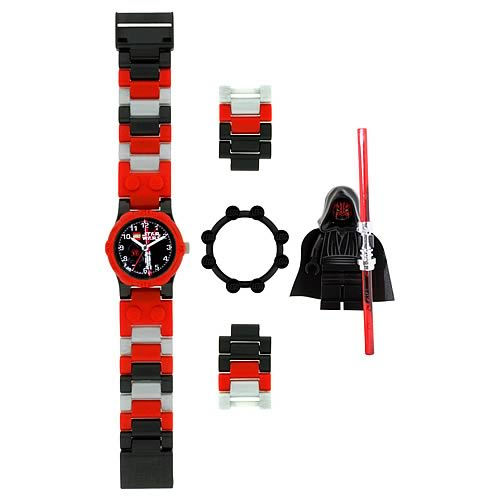 LEGO Star Wars Darth Maul Kids Watch with Minifigure