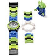 LEGO Toy Story Alien Kids Watch with Minifigure