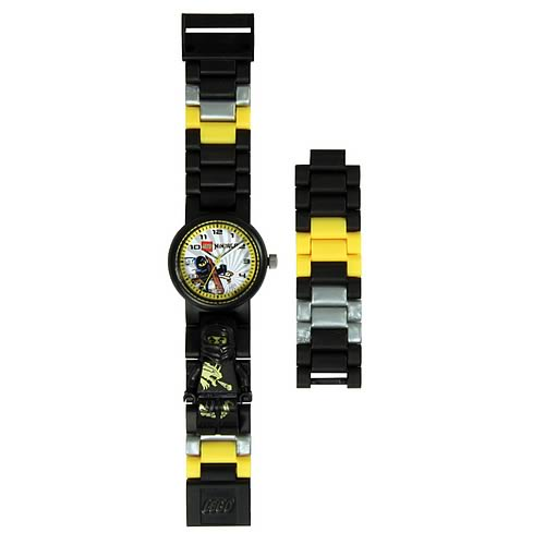 LEGO Links Ninjago Black Watch with Minifigure