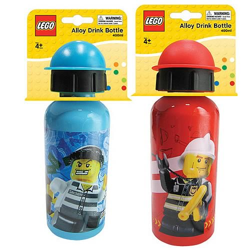 LEGO Water Bottle Case