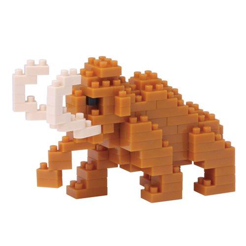 Mammoth Nanoblock Constructible Figure