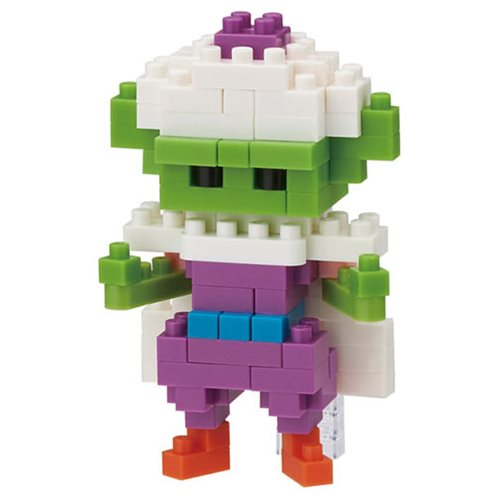 Dragon Ball Z Piccolo Nanoblock Constructible Figure