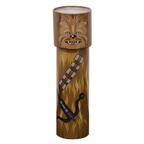 Star Wars Chewbacca Tin Kaleidoscope