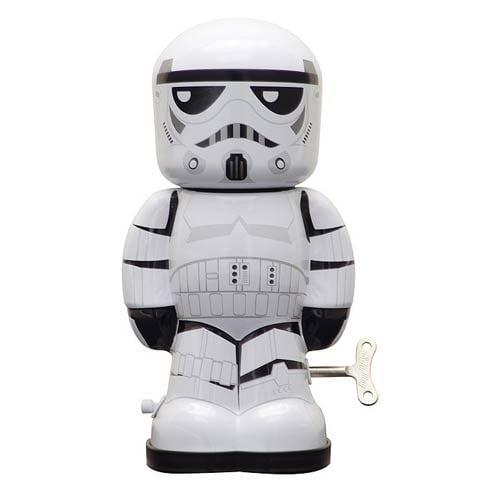 Star Wars Stormtrooper 7 1/2-Inch Windup Bebot