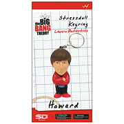 Big Bang Theory Howard Wolowitz Stress Toy Key Chain