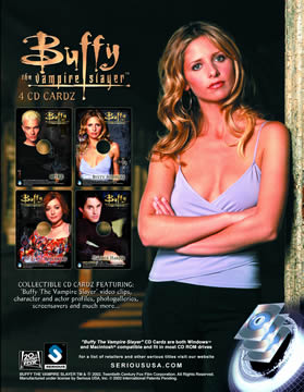 Buffy CD Cardz Box #2