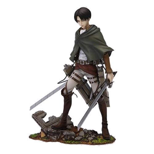Attack on Titan Levi Brave-Act Statue