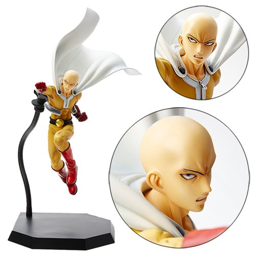 One-Punch Man is a Knockout at 1:6 Scale