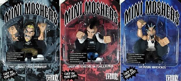 Mini Moshers Series 1 Set
