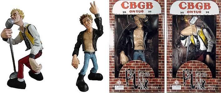 CBGB PUnx Series 1 Case