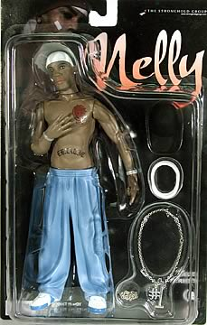 Nelly Roto-Cast Action Figure