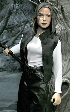 12-inch Faith from Buffy/Angel