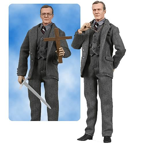 Buffy 12-Inch Rupert Giles Action Figure