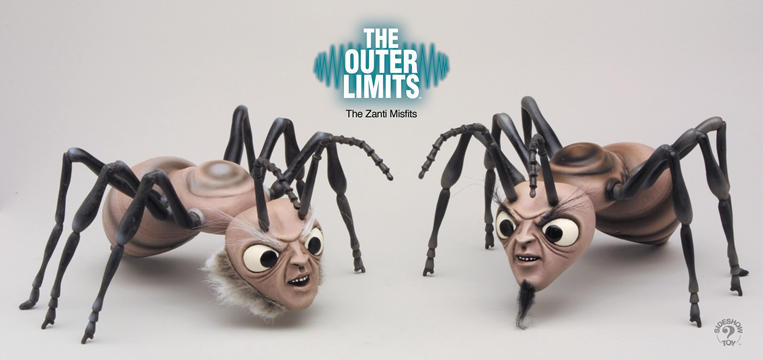 Outer Limits: Zanti Misfits Set