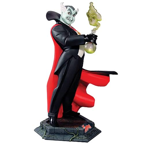 The Munsters Grandpa Munster Maquette