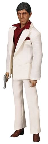 Scarface Talking 12-inch Action Figure