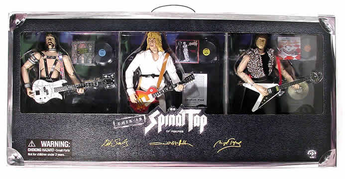 Spinal Tap Collectors Box Set