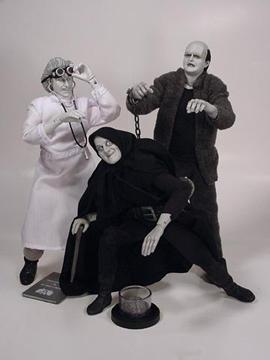12in. Young Frankenstein Set