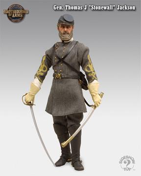 12 inch Stonewall Jackson