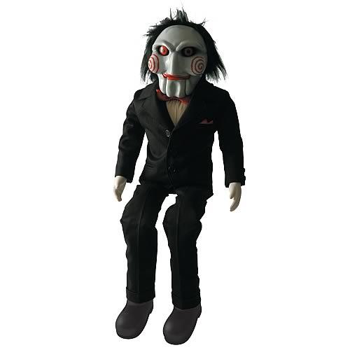 Saw Jigsaw Puppet