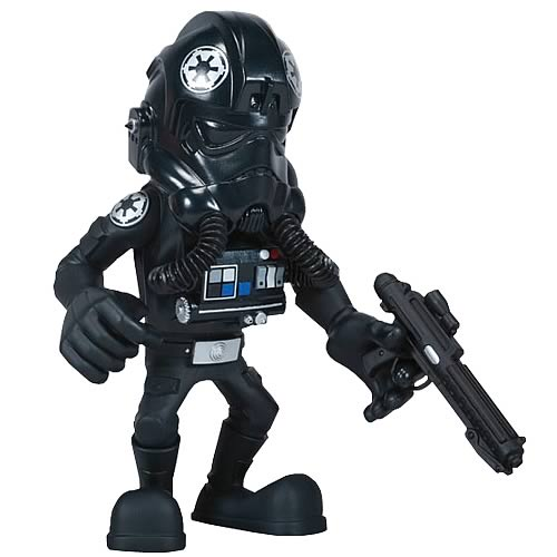 Star Wars Tie Fighter Pilot Vinyl Collector Doll