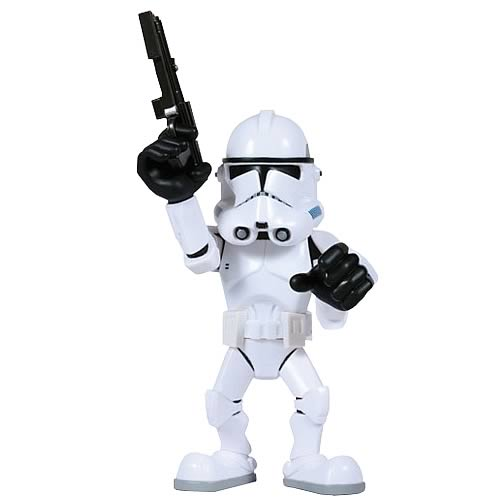 Star Wars Clone Trooper Vinyl Collector Doll