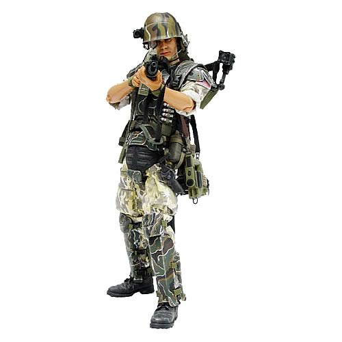 ALIENS Hicks 12-inch Figure