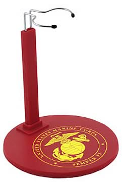 12 inch Military Figure Stand