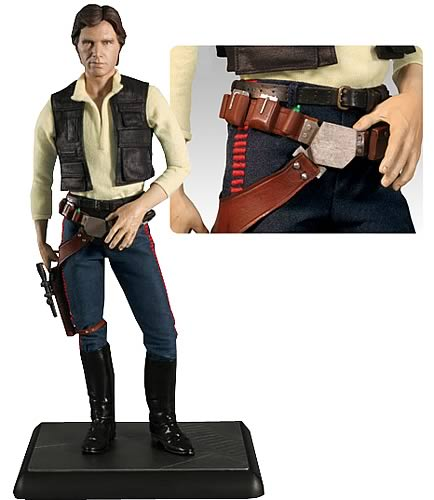 Star Wars Han Solo 1:4 Scale Figure